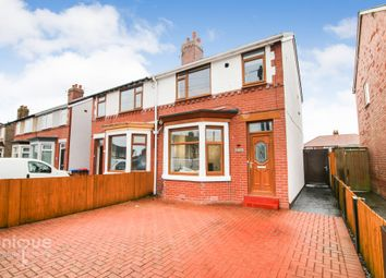 Thumbnail 3 bed semi-detached house for sale in Meadow Avenue, Fleetwood