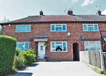 Thumbnail 2 bed terraced house for sale in Hill View Road, Farnham