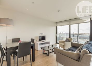 Thumbnail 1 bed flat to rent in 2 Riverlight Quay, Nine Elms Lane, Vauxhall, London, London