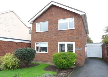 Thumbnail 4 bed detached house for sale in Common Lane, New Haw