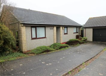 Thumbnail 3 bed detached bungalow for sale in Penlean Close, Mount Ambrose, Redruth, Cornwall