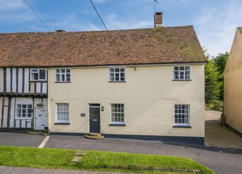 Thumbnail 3 bedroom semi-detached house for sale in Chapel Street, Bildeston, Suffolk