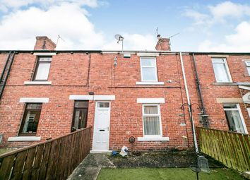 Thumbnail 1 bed terraced house for sale in Mitchell Street, Crawcrook Ryton