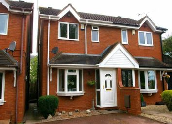 Thumbnail 2 bedroom semi-detached house to rent in Heartland Mews, Rowley Regis, West Midlands