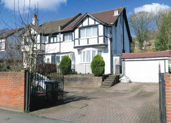 Thumbnail 5 bed semi-detached house for sale in Brighton Road, Coulsdon, Surrey