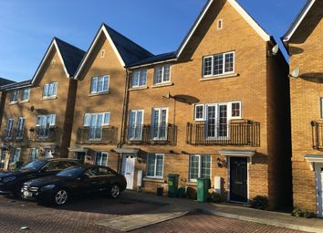 Thumbnail 3 bed terraced house for sale in Forelle Way, Carshalton