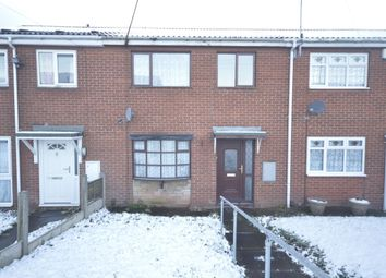 Thumbnail 3 bedroom terraced house to rent in Dunstall Hill, Wolverhampton