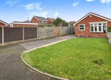 Thumbnail 2 bedroom semi-detached bungalow for sale in Springhill Road, Wednesfield, Wolverhampton