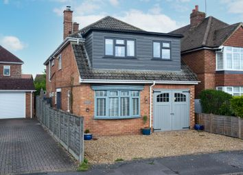 Thumbnail 5 bed detached house for sale in Bedford Crescent, Frimley Green