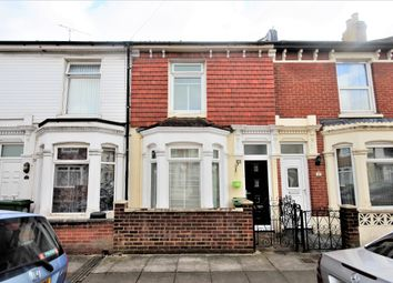 Thumbnail 2 bedroom terraced house for sale in Tokio Road, Copnor, Portsmouth