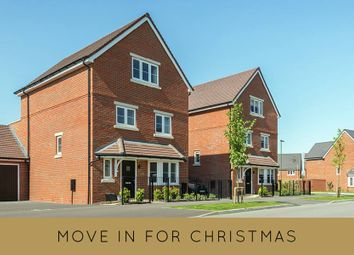 """Thumbnail 4 bed detached house for sale in """"The Chichester Madeley B - Type 2"""" at Shopwhyke Road, Chichester"""