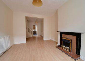 Thumbnail 2 bed terraced house to rent in Salisbury Street, Runcorn