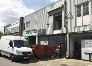 Thumbnail Industrial for sale in Unit 56, Waterside Trading Centre, Trumpers Way, London