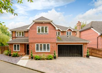 Thumbnail 5 bed detached house for sale in Summit Place, Weybridge