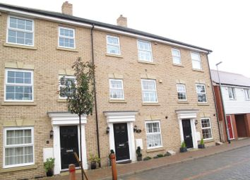 Thumbnail 4 bedroom town house for sale in Jubilee Crescent, Needham Market, Ipswich