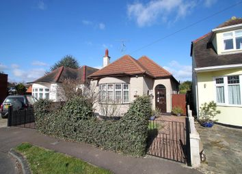 Thumbnail 2 bedroom detached bungalow for sale in Beeleigh Close, Southend-On-Sea