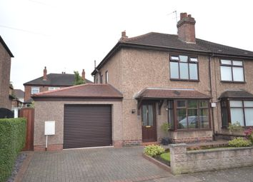 Thumbnail 2 bedroom semi-detached house for sale in Grice Road, Hartshill, Stoke-On-Trent