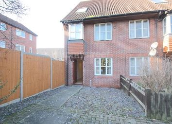 Thumbnail 1 bed terraced house to rent in Bunning Way, London