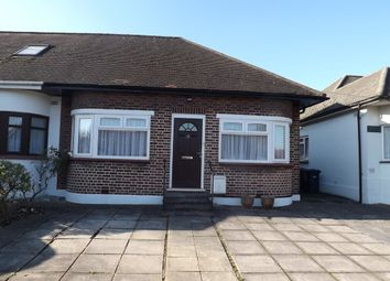 Thumbnail 2 bed semi-detached bungalow for sale in Kenilworth Road, Edgware