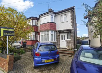 Thumbnail 4 bed semi-detached house for sale in Montpelier Rise, Wembley