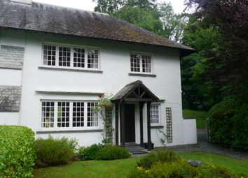 Thumbnail 3 bed semi-detached house for sale in Riggeswood, 2 Broomriggs Cottages, Near Sawrey