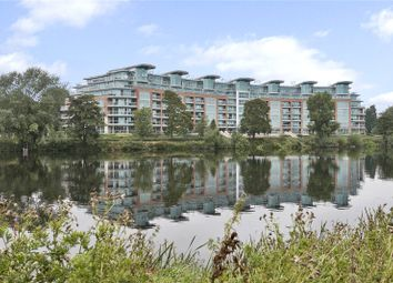 Thumbnail 2 bed flat for sale in River Crescent, Waterside Way, Nottingham