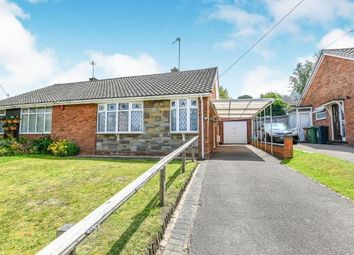 Thumbnail 2 bed semi-detached house for sale in Clover Hill, Orchard Hills, Walsall