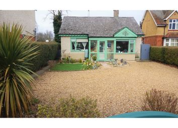 Thumbnail 2 bed detached bungalow for sale in West Road, Bourne