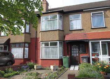 Thumbnail 3 bed terraced house for sale in Hall Lane, London