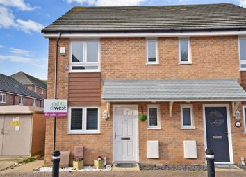 Thumbnail 2 bed terraced house for sale in Shearer Close, Havant, Hampshire