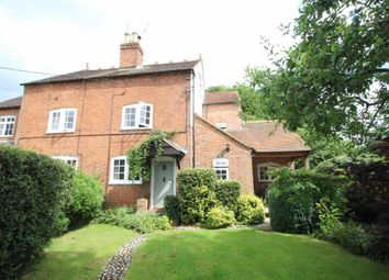 Thumbnail 3 bed semi-detached house for sale in Keephatch Road, Wokingham