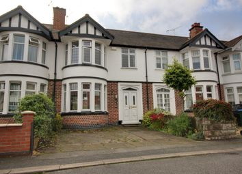 Thumbnail 3 bed terraced house for sale in Myrtle Grove, Earlsdon, Coventry