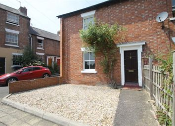 Thumbnail 2 bed end terrace house to rent in Albafont Terrce, Severn Street, Shrewsbury