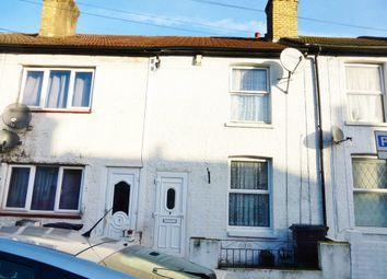 Thumbnail 2 bed terraced house for sale in Theobald Road, Croydon