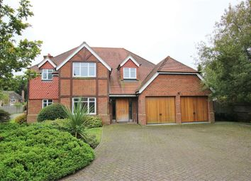 Thumbnail 5 bed detached house for sale in Nine Mile Ride, Finchampstead, Wokingham, Berkshire
