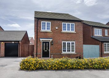 Thumbnail 4 bed detached house for sale in Colliers Road, Featherstone, Pontefract, West Yorkshire