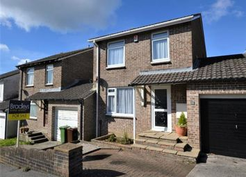 Thumbnail 3 bed link-detached house for sale in Maddock Close, Plymouth, Devon