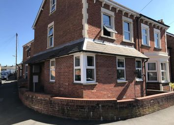 Thumbnail 1 bed flat to rent in Greenway Avenue, Taunton, Somerset