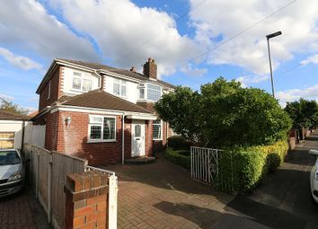 Thumbnail 5 bed semi-detached house for sale in Euclid Avenue, Grappenhall, Warrington, Cheshire