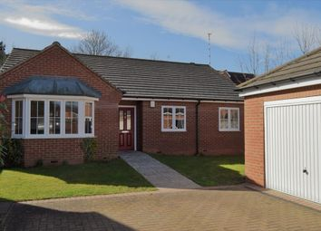 Thumbnail 4 bed detached bungalow to rent in Humberstone Park Close, Off Ambassador Road, Leicester