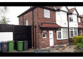 Thumbnail 3 bed semi-detached house to rent in Shadewood Crescent, Warrington