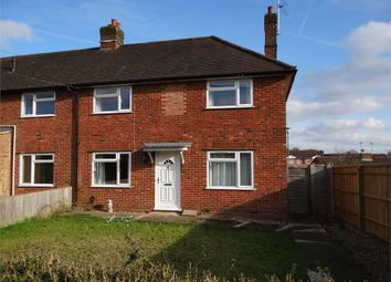 Thumbnail 3 bedroom semi-detached house to rent in Quarrendon Road, Amersham, Buckinghamshire