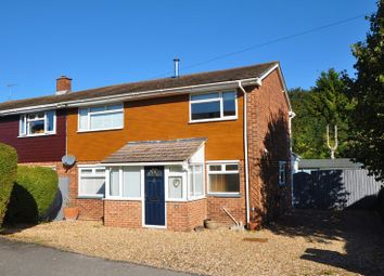 Thumbnail 4 bed semi-detached house to rent in Campbell Close, Grateley, Andover