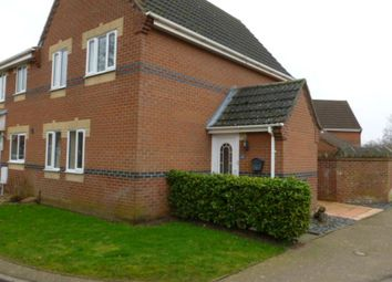 Thumbnail 2 bedroom semi-detached house to rent in 22 Morgans Way, Hevingham, Norwich