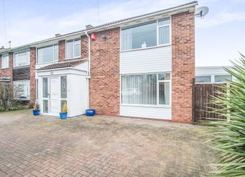 Thumbnail 5 bed semi-detached house for sale in Mildenhall, Tamworth