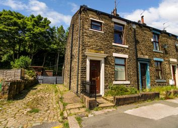 Thumbnail 2 bed end terrace house for sale in Huddersfield Road, Newhey, Rochdale