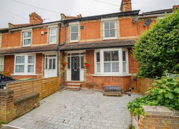 Thumbnail 3 bed terraced house for sale in St. Philips Avenue, Maidstone, Kent
