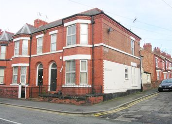 Thumbnail 1 bedroom flat to rent in Bouverie Street, Chester