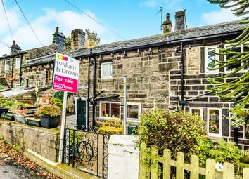 Thumbnail 2 bed terraced house for sale in Burley Carr, Hebden Bridge