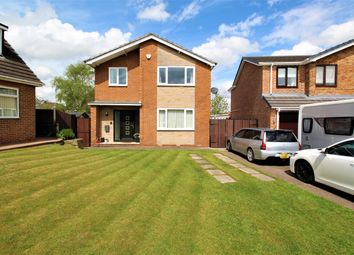 Thumbnail 3 bed detached house for sale in Telson Close, Swinton, Mexborough